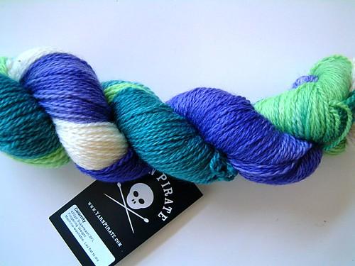 Yarn Pirate- Calamity