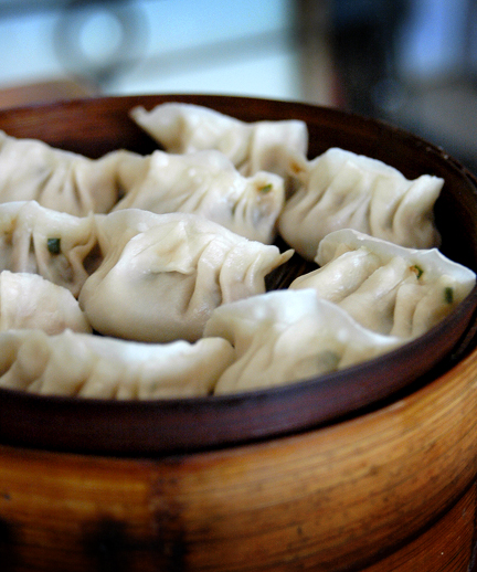 Yangshuo Steamed Dumplings