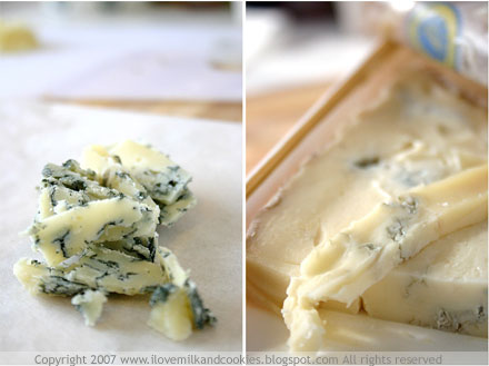 Gorgonzola- Piccante and Dolce