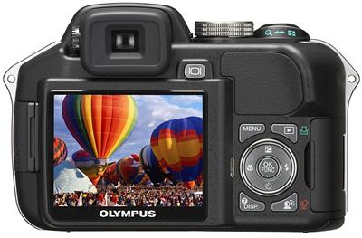 Olympus SP-560 UZ kamera 3
