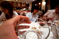 Drinking (meder.k) Tags: water glass wideangle canon1022mm