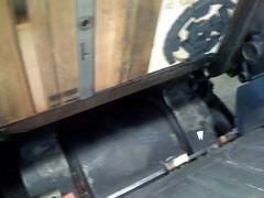 classic mechanical printer machine heidelberg letterpress press maschinen