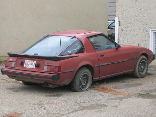 1980 Mazda Rx-7 GS