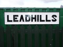 Leadhills Station (I like) Tags: railway trains narrowguage wanlockhead leadhills leadhillsandwanlockheadrailway adhesionrailway