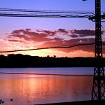 Sunset & Traintrack thumbnail