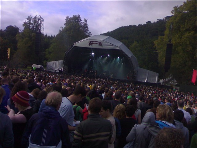 Connect Festival Main Stage