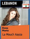 DONA MARIA WON IN OGAE LEBANON! 1346350539_2f3bc02ace_o