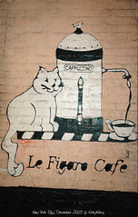 Le Figero Cafe by funkybug, on Flickr