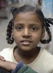 Varanasi (bjornra) Tags: girl varanasi noseringthefeminine