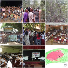 Activites of Young Biologists, Sri Lanka
