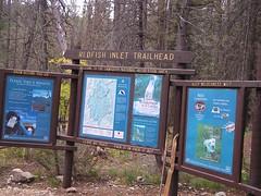 Redfish Lake (Inlet) Trailhead
