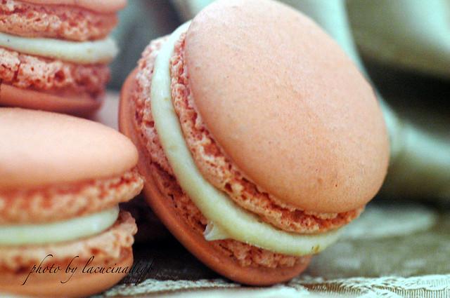 Macarons alla zenzero per una buona causa