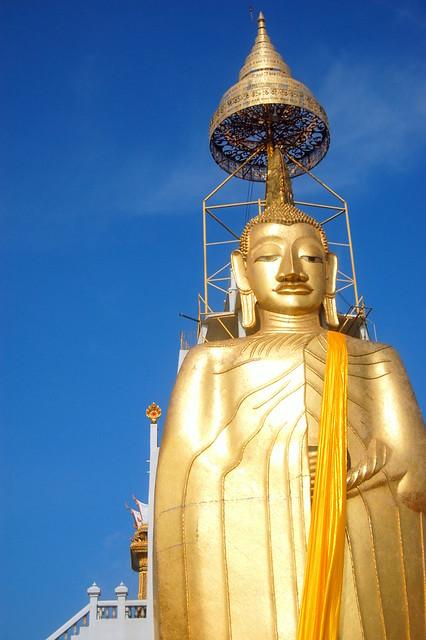 Standing Buddha 3