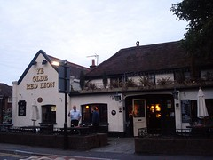 Picture of Ye Olde Red Lion, SM3 8QB