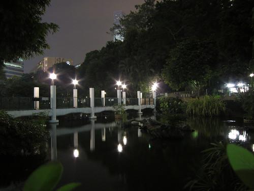 Park in Tsim Tsa Tsui