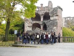 Heidelbergs Schloss