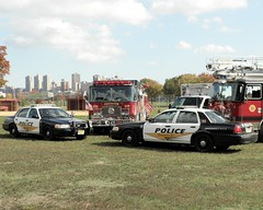 Police Cars and Fire Trucks, Edgewater, New Jersey (jag9889) Tags: cars field car truck fire newjersey automobile chief nj engine police transportation vehicle ladder volunteer department firefighters edgewater finest apparatus veterans vfd 2010 fd bravest bergencounty 07020 zip07020 y2010 jag9889
