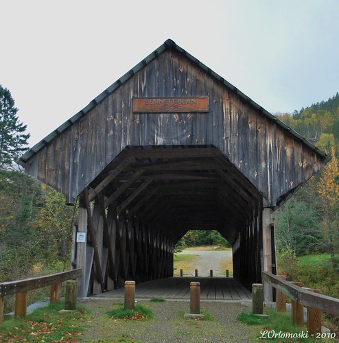 Bennett-Bean Covered Bridge