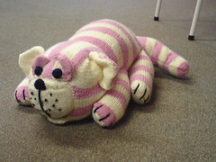 Ravelry: Bagpuss pattern by Alan Dart