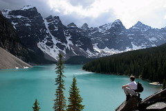 Moraine Lake - Banff National Park - Alberta - Canada ({ Planet Adventure }) Tags: holiday canada me wow photography photo interesting bravo photographer ab adventure planet soe thebest allrightsreserved interessante digitalphotography holidayphotos banffnationalpark morainelake stumbleupon copyright travelguide travelphotography digitalworld intrepidtraveler traveltheworld planetadventure colorfulworld worldexplorer amazingplanet by{planetadventure} byalessandrobehling intrepidtravel holidaysvancanzeurlaub naturefinest alessandrobehling stumbleit topphotography holidayphotography spiritofphotography alessandrobehling copyright20002008alessandroabehling 50favesset colorfulearth photographyhunter photographyisgreatfun