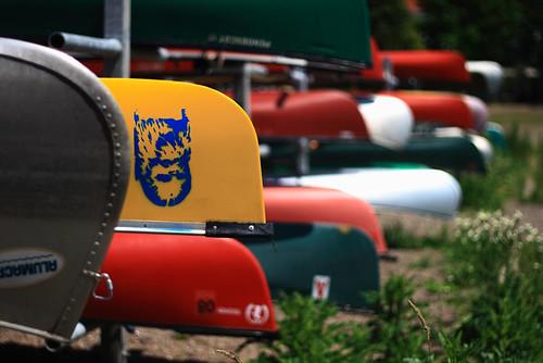 Chewbacca Canoe 2802