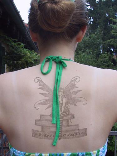 Il tatuaggio della mia vacanza