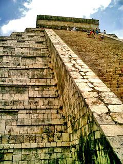 El Castillo @ Chichen Itza, Yucatan