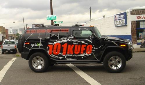Kufo 101 Stupid Hummer