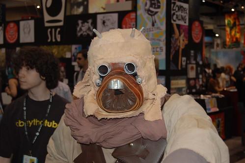 Comic Con 2007: Sand Person