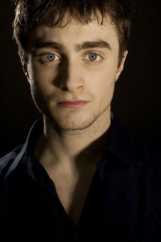 Daniel Radcliffe rostro