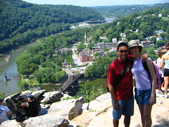 Me and Amy with the View