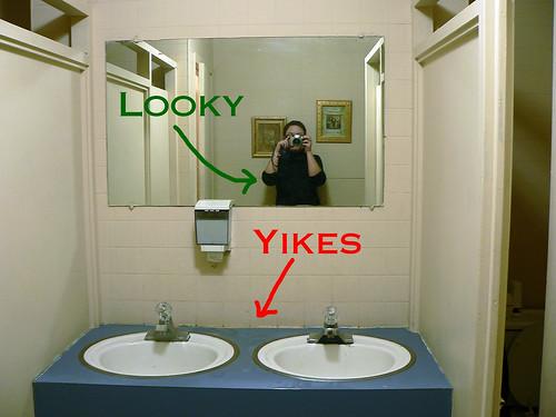 Nit's bathroom 1