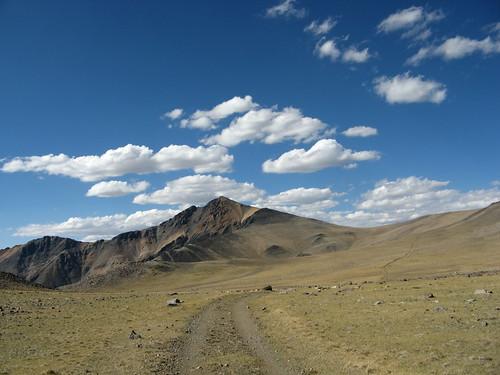 White Mountain from afar