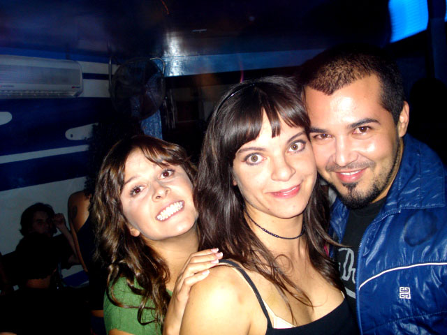 ANABEL, PAOLA & MEMO