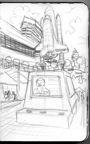 Astronaut Ellison S. Onizuka Street