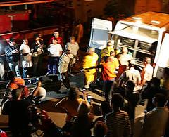 Choque de Trens em Nova Iguaçu. Foto 3