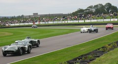 Corner Two - Cropped (Mike Ridley) Tags: vintage racing goodwood