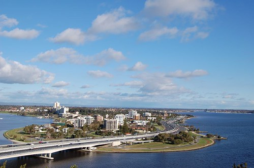Perth Mini Island View
