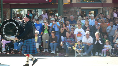 Estes Park Long's Peak Scottish/Irish Highland Festival - Drum01