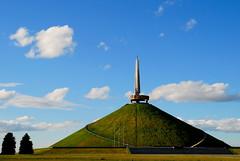 a rocket (Sakuto) Tags: mountain monument victory belarus