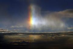 2007_09_09_bos-iad-lhr076.JPG (dsearls) Tags: sky ice clouds rainbow maryland aerial delaware sundog icecrystals cirrus windowseat windowshot altostratus 41a bosiadlhr 20070909 iadlhr ua918