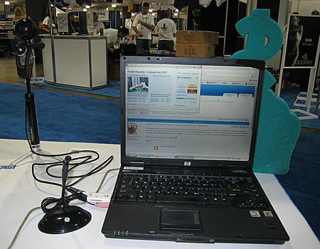 Postie Reporter at CollegeFest 2007 - Day 2