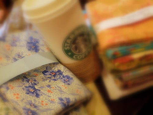 Fat Quarters and a Latte