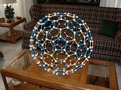 Fullereno C240 (! Polyhedra !) Tags: art wow fun experimental geometry secret orb plastic sphere math hexagon mathematics carbon nano pentagon exposed displayed icosahedron polygons fuller molecule kugel polyhedron poliedro esfera polyhedra unmasked nanotechnology novideo puzzlebox revealed matemticas buckyball unveiled zome c240 uncovered disclosed pentagons fullerene himitsubako icosaedro polyhedral unconcealed geometricsculpture polyhedric zometools nanosphere icosa icosahedra laserengraved buchminster megatube nothiddenanymore