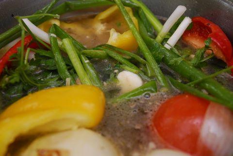ירקות מקרוב (צילום: ניב קלדרון)
