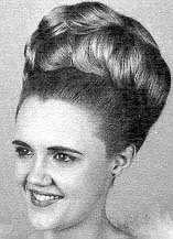 The Nuclear Mushroom Cloud (Rescue Furdaddy) Tags: vintage bad ugly tacky tragic awful campy embarrassing sarcastic hairdos humiliating hairdonts spurmarks hairdisasters