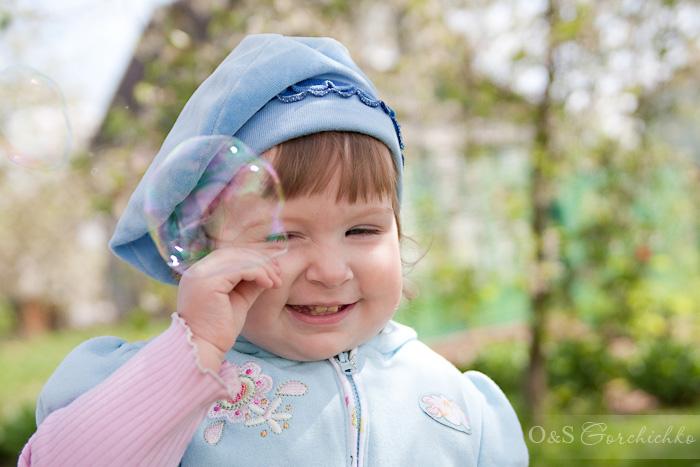 Детские фотографии на природе. Детский фотограф Ольга Горчичко, Гродно