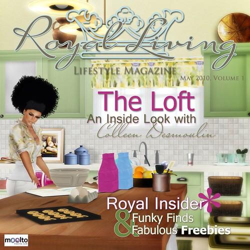 Royal Living Lifestyle Magazine May 2010