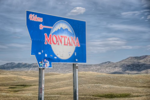 Welcome to Montana!
