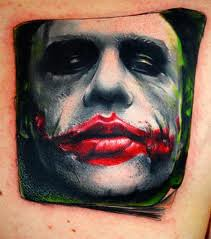mike devries-joker (TheGo2Guys) Tags: art asian tattoos realism kubuki